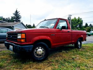LOW MILES trusty old ford ranger for Sale in Beaverton, OR