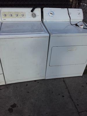 Kenmore Elite washer Kenmore 500 series dryer gas for Sale in Los Angeles, CA