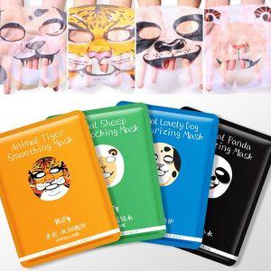 BIOAQUA 1 pc Skin Care Sheep/Panda/Dog/Tiger Facial Mask Moisturizing Cute Animal Face Masks for Sale in Chino Hills, CA
