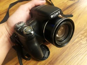 Sony Cybershot DSC-HX1 9.1MP 20x Optical Zoom Digital Camera for Sale in Norco, CA