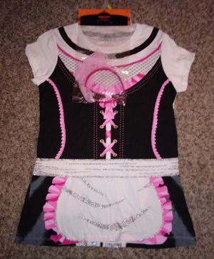 Ladies French Maid Shirt for Sale in Bloomington, IL