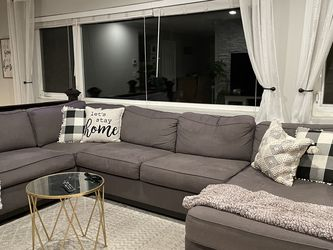 Grey Living Spaces Sectional *PENDING PICKUP* for Sale in Spring Valley,  CA
