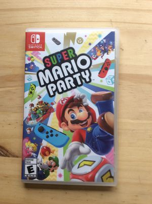 Super Mario Party [Nintendo Switch Game] for Sale in Los Angeles, CA