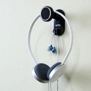 Actto Headset Holder BSH-03 - Wall Headphone Computer Hanger Earphone Hook for Sale in La Puente, CA