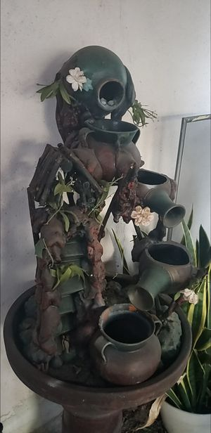 Beautiful water fountain for Sale in Covina, CA