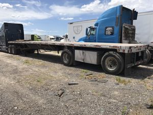 2006 Utility flatbed Trailer for Sale in Tampa, FL