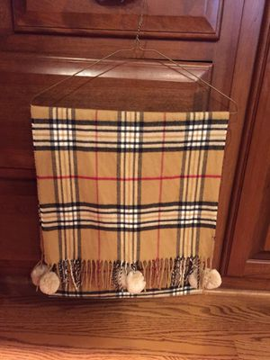 Plaid Scarf for Sale in Lake Zurich, IL