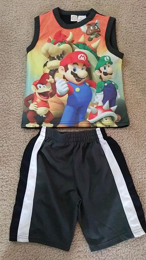 Boys 4-6 ™Nintendo Mario Brothers set LIKE NEW for Sale in Falls Church, VA