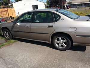 2002 Chevy Impala for Sale in Tacoma, WA