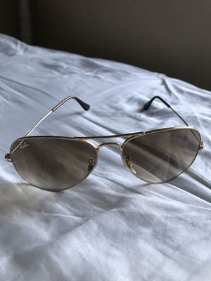 Gold aviator RayBans for Sale in San Diego, CA