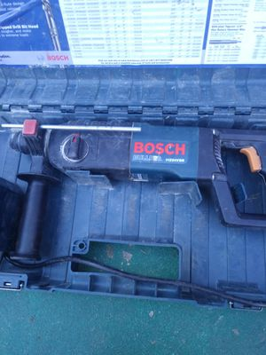 Bosch router hammer for Sale in San Francisco, CA