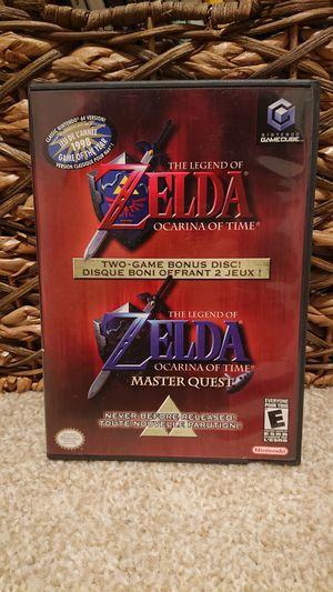 GameCube - The Legend of Zelda: Ocarina of Time for Sale in Redmond, WA