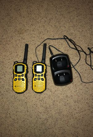 Motoral Waterproof Walkie Talkie Set for Sale in Germantown, MD
