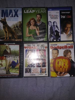 DVDs $1 Each OR $14 For All for Sale in Winter Haven, FL