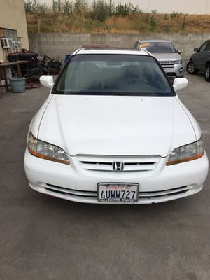 2002 Honda Accord EX w/Leather for Sale in Bloomington, CA