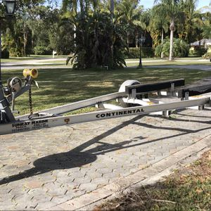 Continental Boat Trailer for Sale in West Palm Beach, FL