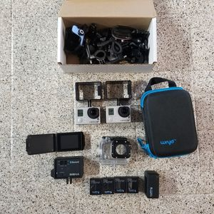 2 GoPro Hero 3+ Black with TONS of Extras for Sale in Dixon, CA