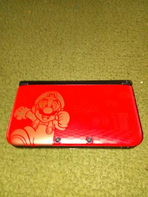 Nintendo 3DS XL golden Mario addition for Sale in Plant City, FL