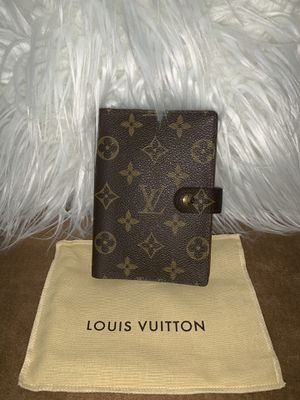ad30546a Pre-owned: Authentic Louis Vuitton Monogram Agenda PM $200 for Sale in Aiea,
