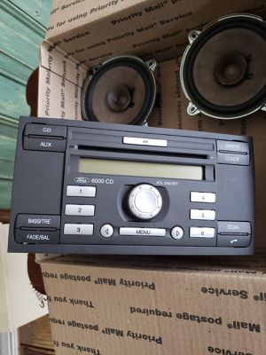 Ford Audio Systems 6000 CD Model# Single CD - KW2000 AM/FM Radio CD Player for Sale in Bonney Lake, WA