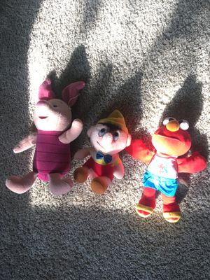 Stuffed animals for Sale in Austin, TX