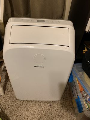 Hisense AC unit with window install for Sale in Los Angeles, CA