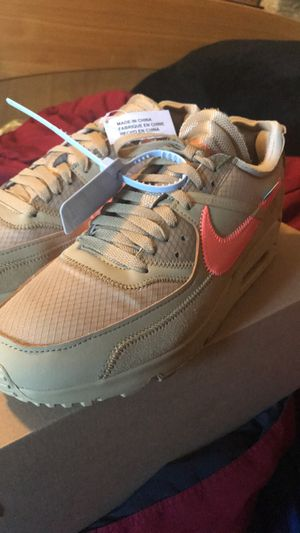 off white nike air max 90 for Sale in Boston, MA