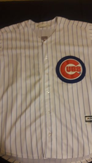 Brand New Chicago Cubs -Anthony Rizzo- Jersey for Sale in North Chicago, IL