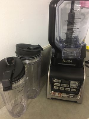 Nutrí Ninja Blender Duo IQ for Sale in North Palm Beach, FL