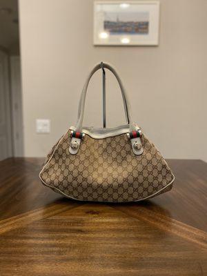 Gucci GG Supreme Logo Shoulder Bag Satchel for Sale in Temple City, CA