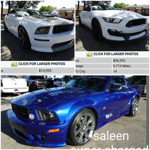 Ford mustang GT saleen shelby for Sale in San Antonio, TX
