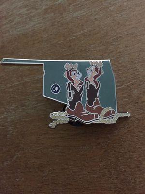 Disney American Adventure State Pin OK for Sale in Sunnyvale, CA