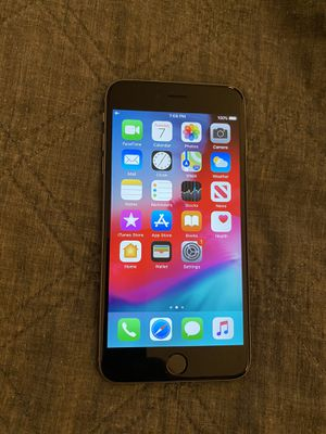 Apple iPhone 6s Plus 64 GB Verizon for Sale in Fullerton, CA