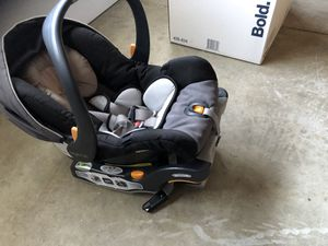 Chicco Key fit 30, 3 car seat bases, car seat for Sale in Gilroy, CA