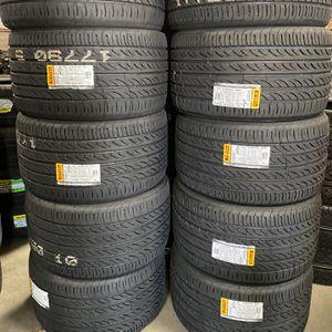 405/25R24 Pirelli Tires $685 Each. for Sale in Whittier, CA