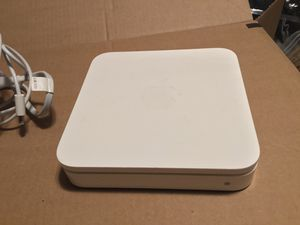 Apple airport,time capsule and tv for Sale in Sanger, CA