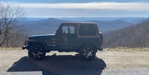 Jeep Wrangler Tj for Sale in Chapel Hill, NC