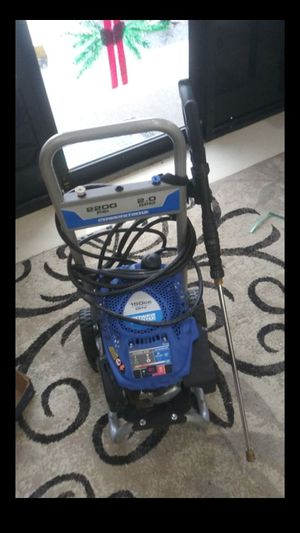 Power stroke pressure washer not working for Sale in Tampa, FL