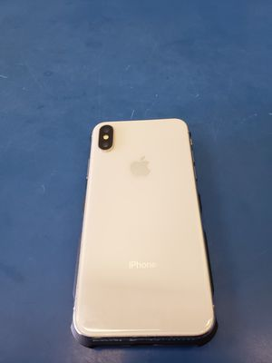 iPhone x unlocked 256 GB for Sale in Herndon, VA