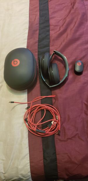 Beats studio by dre for Sale in Fontana, CA