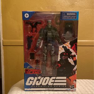 GI Joe Classified Series Special Missions: Cobra Island Firefly for Sale in Los Angeles, CA