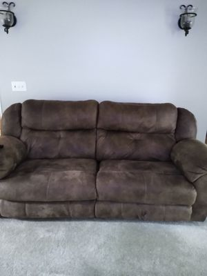 Double Recliner Sofa for Sale in WILOUGHBY HLS, OH