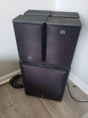 THX speaker system (Brand: Onkyo) for Sale in Chesapeake, VA
