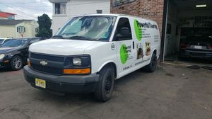 09 Chevy Express Cargo Van 2500 for Sale in Everett, MA