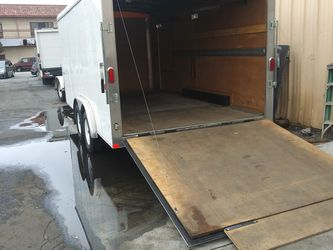 2009 Wells Cargo Enclose trailer 18 FT for Sale in Fremont,  CA