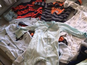 0-3 months boy items for Sale in Santa Monica, CA