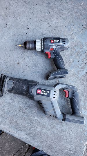 Porter Cable power tools for Sale in Oklahoma City, OK