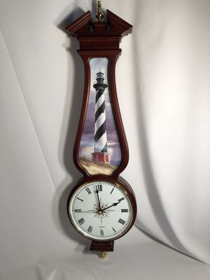 Excellent Hatteras Lighthouse clock for Sale in Chino, CA