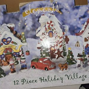 CERAMIC HOLIDAY VILLAGE for Sale in Palm Beach, FL