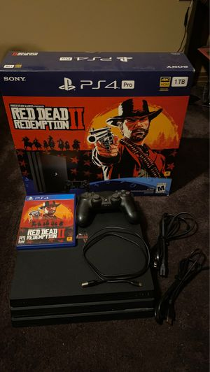 PS4 pro for Sale in Phelan, CA